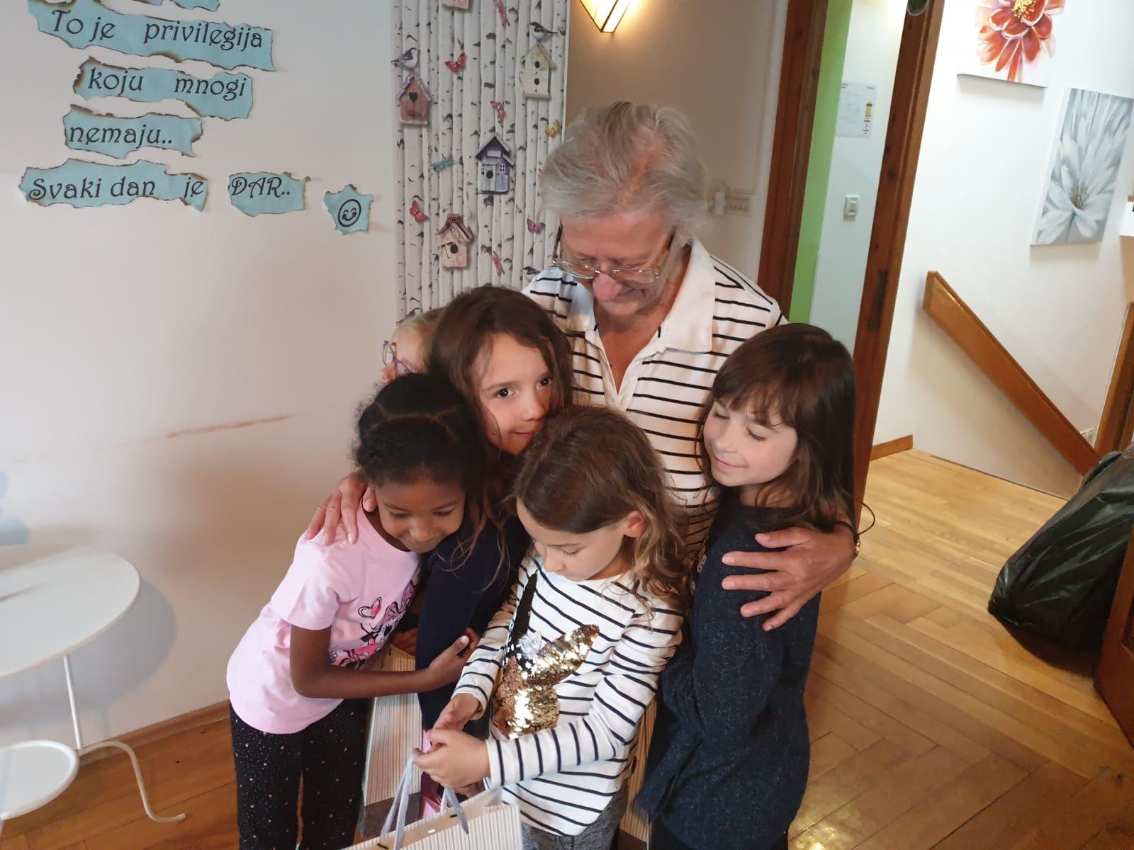 Posjet Domu za starije i nemoćne osobe u  Samoboru